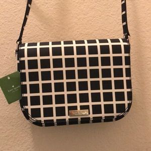 Brand New Kate Spade large carsen bag